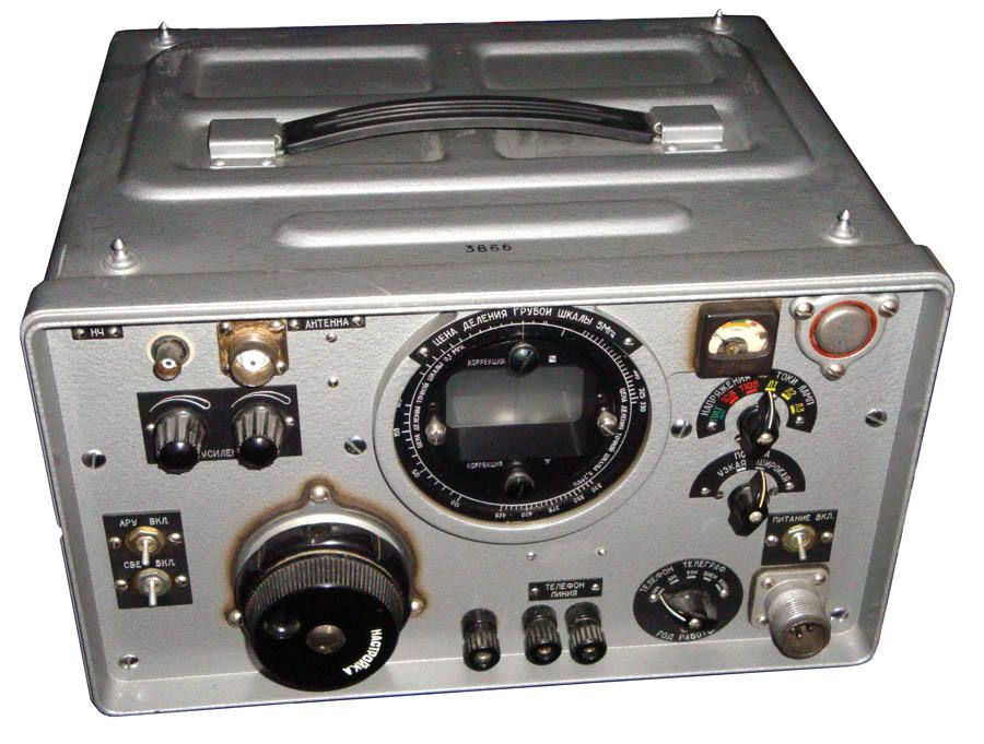 Радиоприемник «Р-313м2».