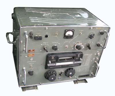 Радиоприемник «АС-2».