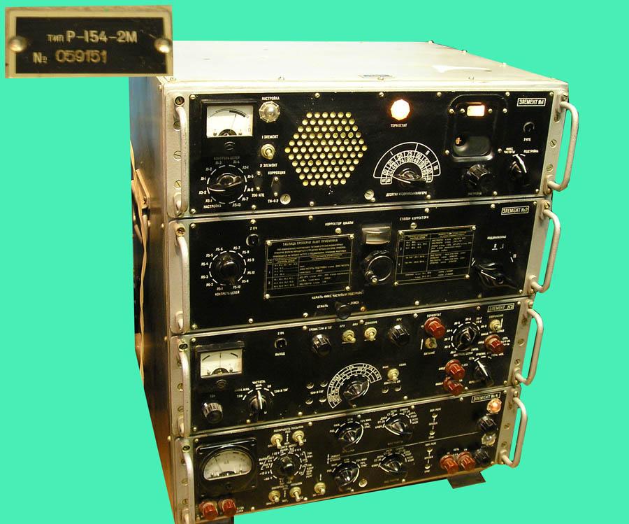 Самодельный приемник радиолюбителя