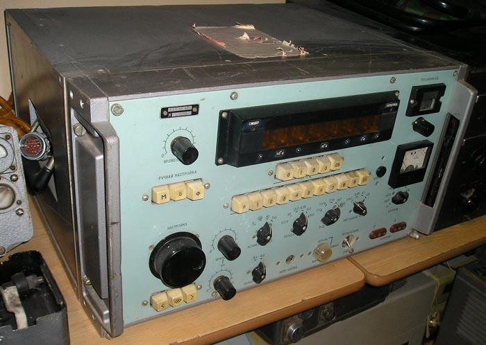 Магистральный профессиональный супергетеродинный связной радиоприемник р-399а